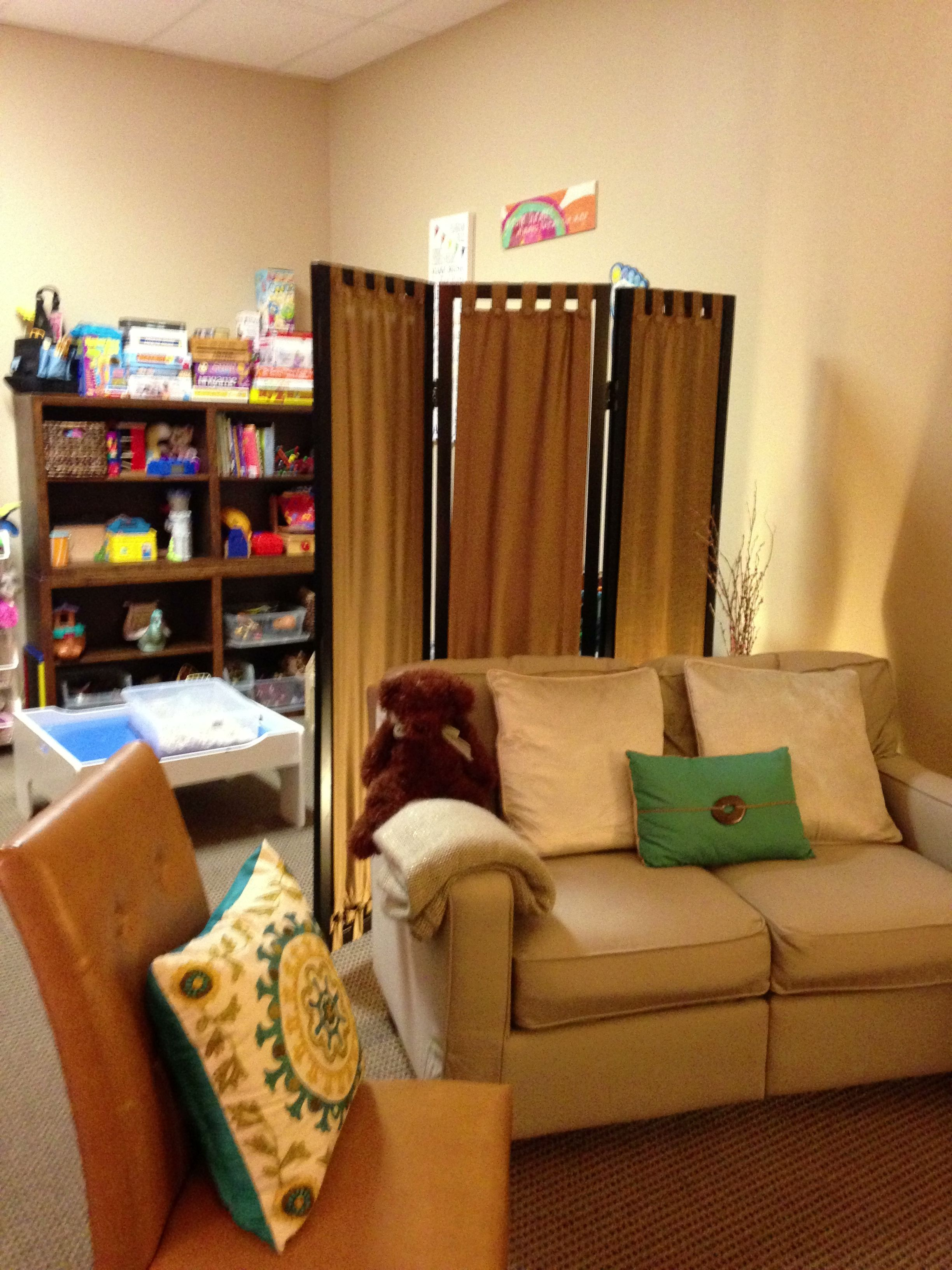 Therapy Office Decor Counseling Office At Kingwood Counseling And Play Therapy In