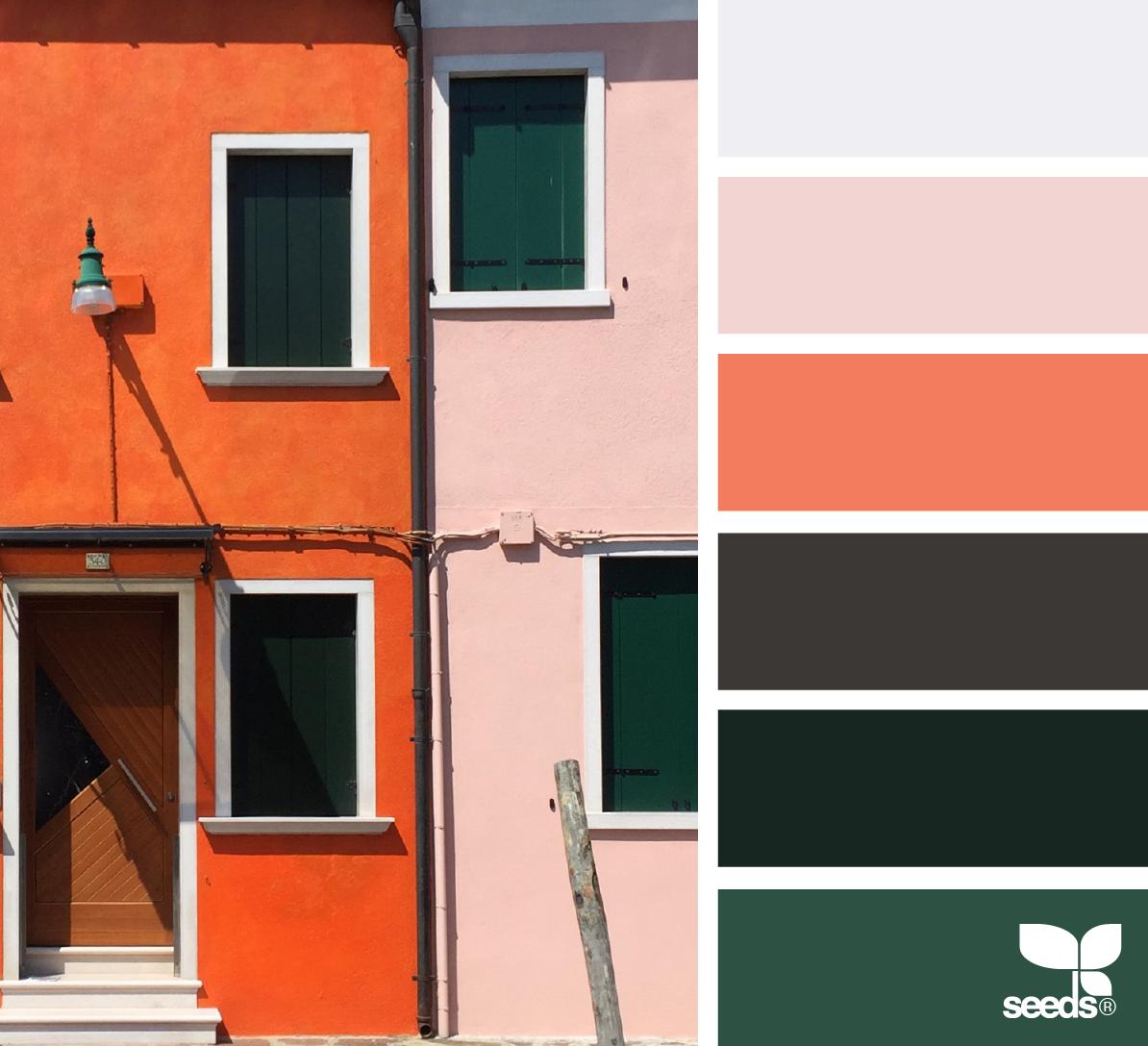 Color World | Color inspiration, Design seeds and Color pallets