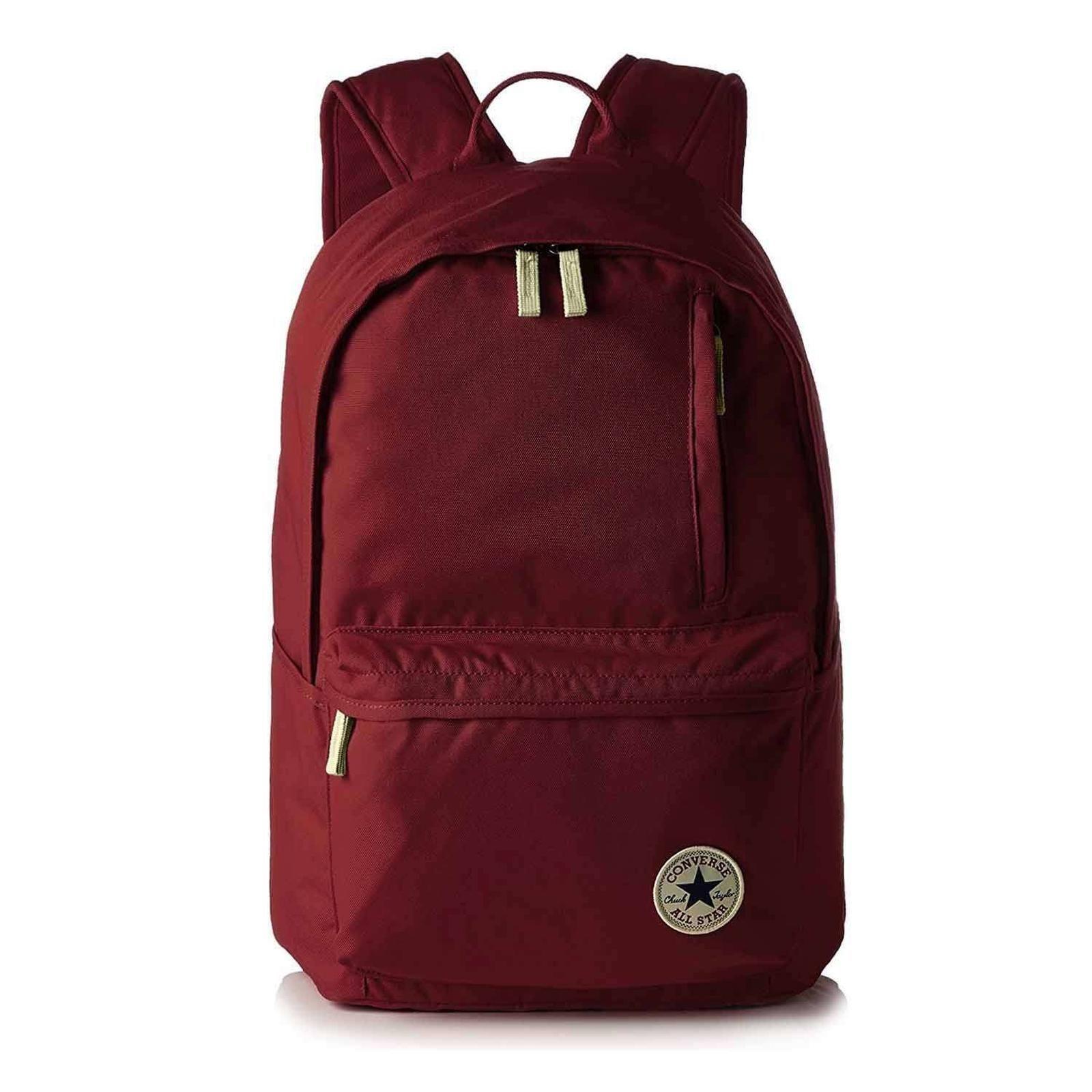 9678aa9a UNISEX CONVERSE Rucksack Core Poly ALL STAR City-Rucksack Freizeit Reise  Urlaub Erwachsene Kinder Daypack Backpack Chuck Taylor Stern…