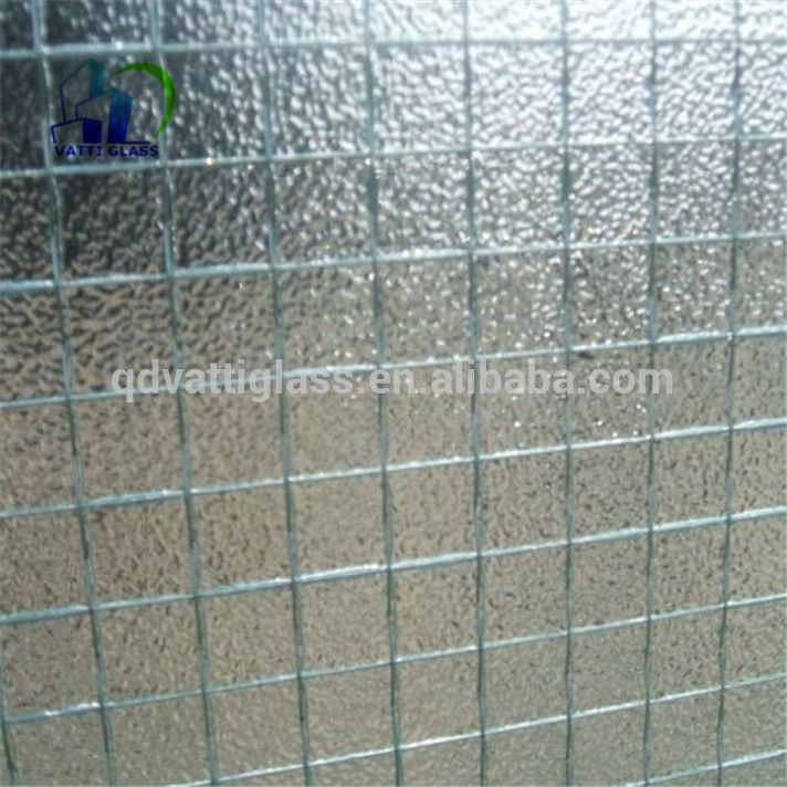 High performance 2015 excellent safe wired glass laminated wired ...