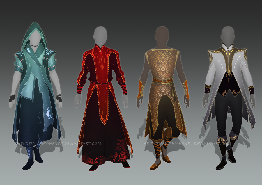 Open Male Outfit Adoptable 010 By Timothy Henri Deviantart Com On Deviantart Fantasy Clothing Art Clothes Fantasy Fashion