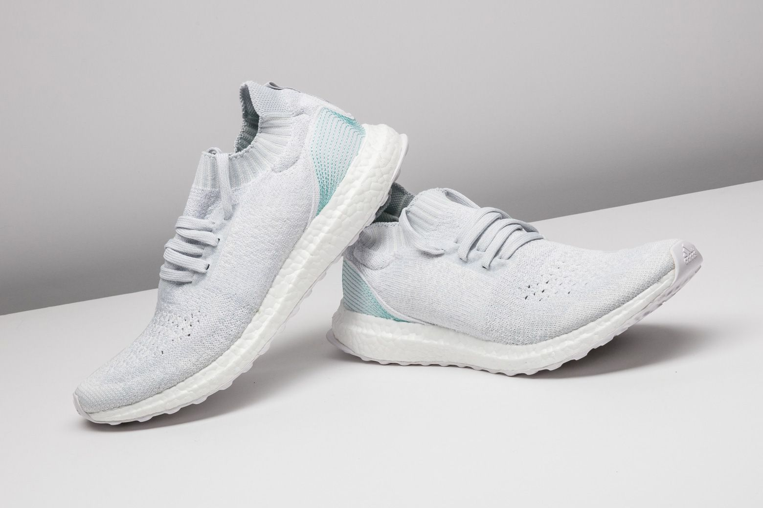 79f5fe51c The environmentally friendly Parley x adidas Ultra Boost Uncaged maintains  the shoe s best details. http