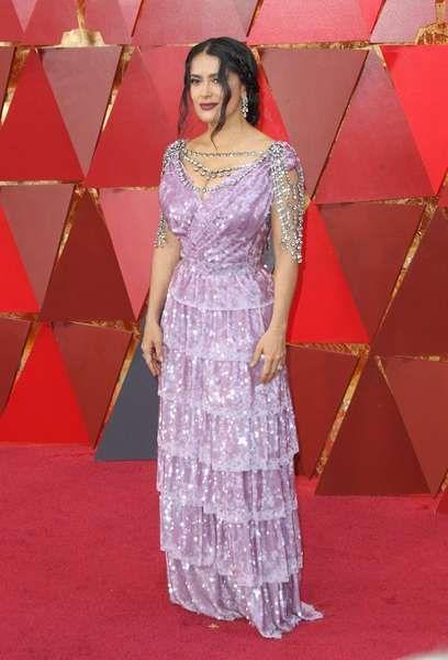 Die schönsten Kleider der Oscar-Verleihung 2018: Wie gefallen Ihnen ...