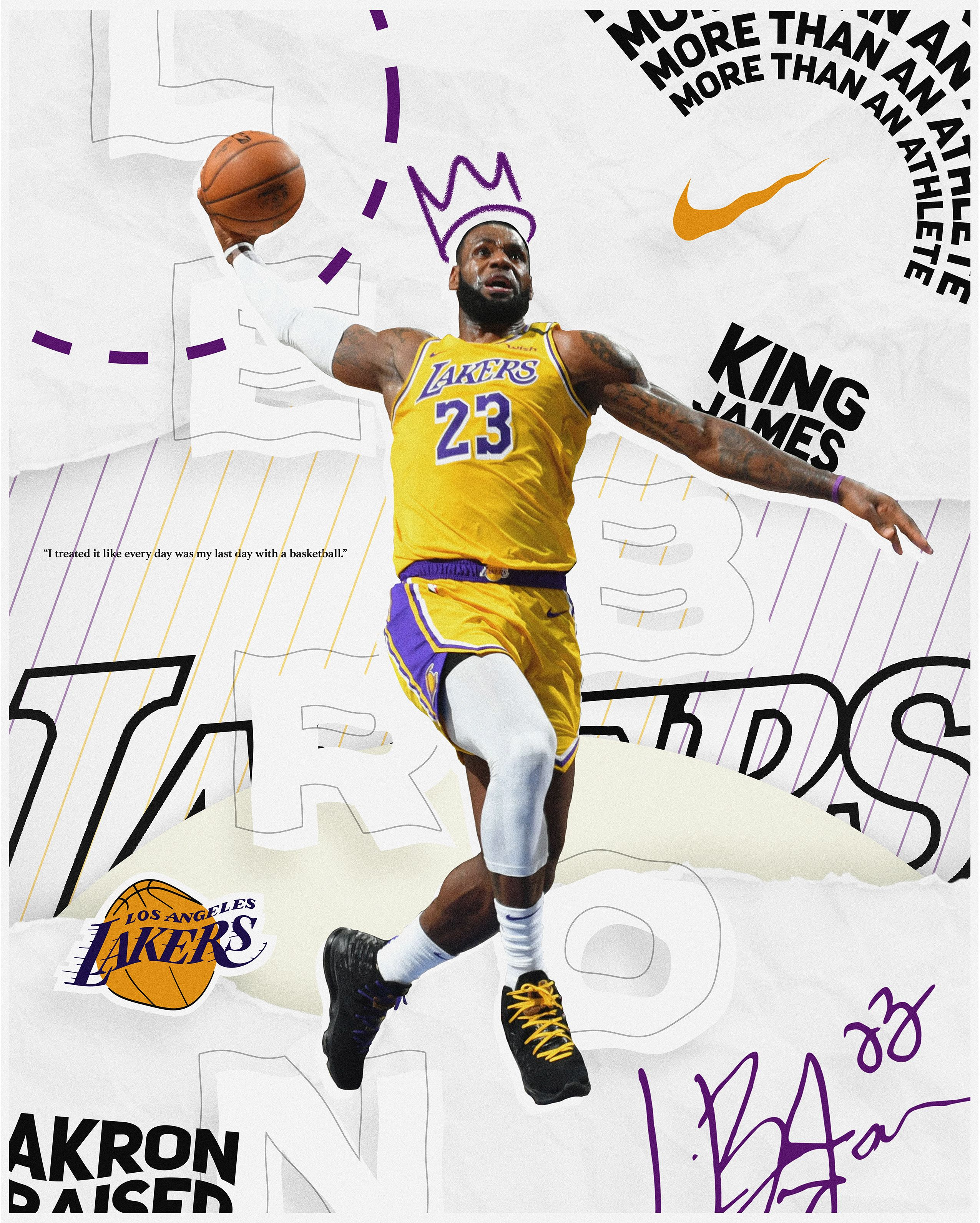 Lebron James X Los Angeles Lakers 2020 Nba Playoffs In 2020 Nba Playoffs Lebron James Nba