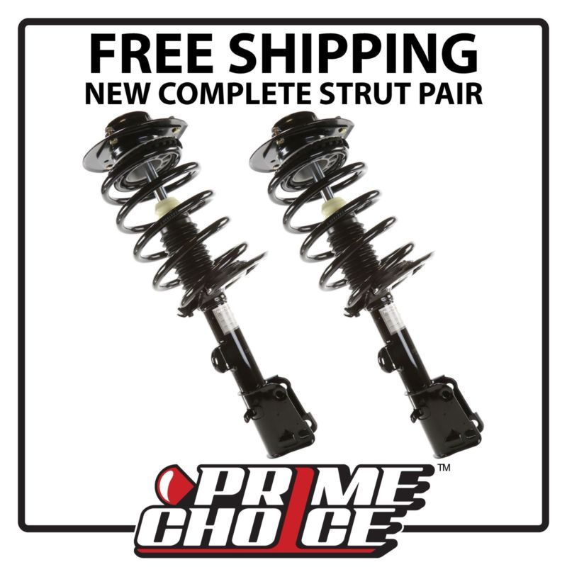 Quick Install Complete Front Strut Assembly Pair fits 04-08 Chrysler Pacifica