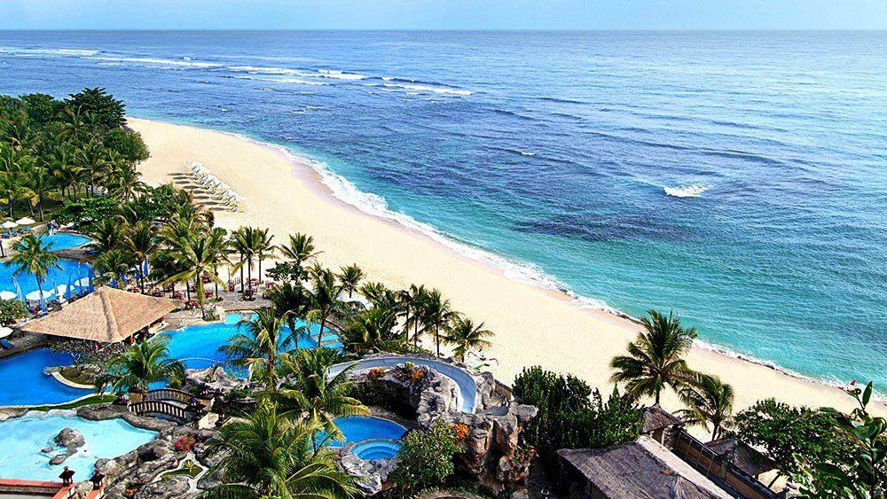 Nusa Dua Bali Tempat Wisata Di Bali Bagian Selatan