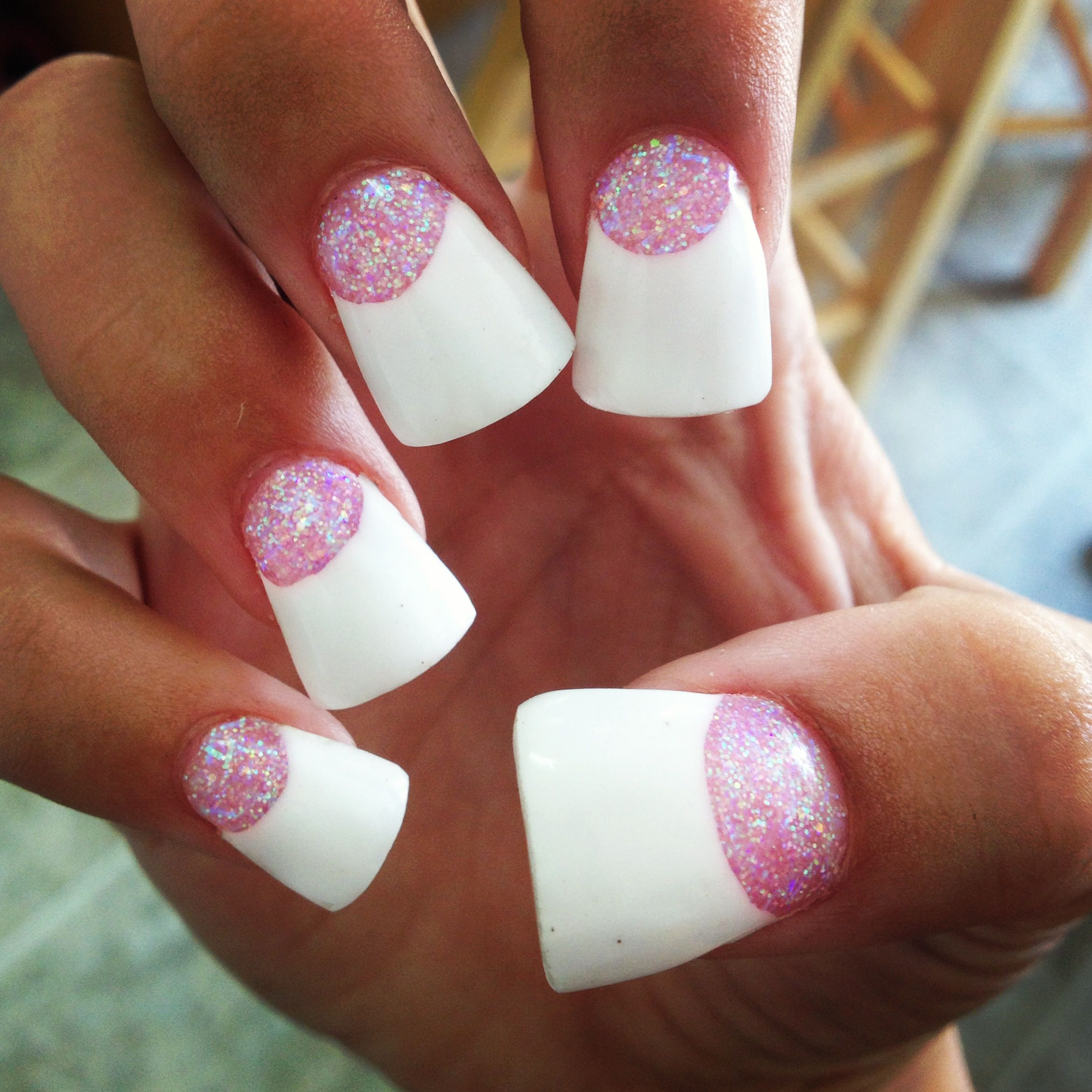Duck nails! Quack! Yes they are supposed to be like this! | Beauty ...