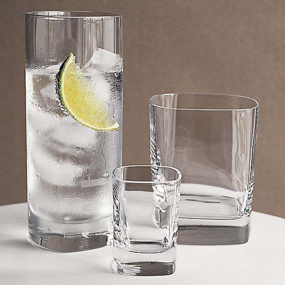 Strauss Glasses Crate And Barrel Old Fashioned Glass Crate And Barrel Glass Cup Set