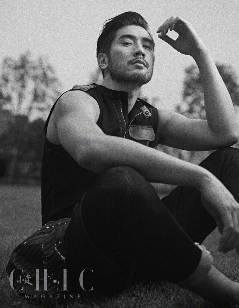 Pin by trista on references pinterest godfrey gao asian men and