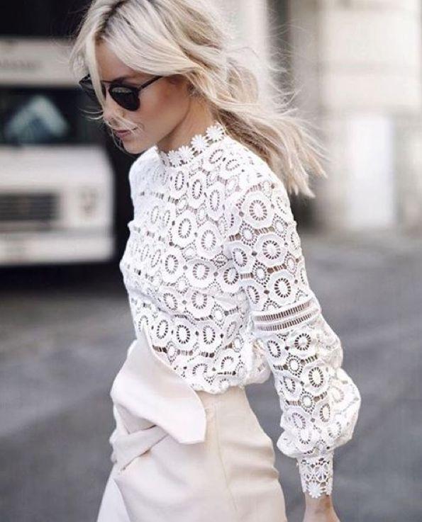 Photo of Hvid blonder: Den tendens, der er ren sommer