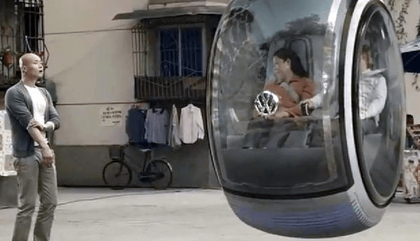 Volkswagen flying car price