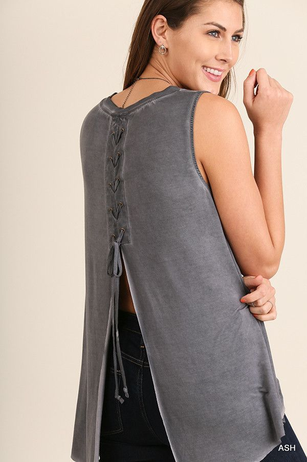Back Lace-up Stunner! THE BEST FIT!