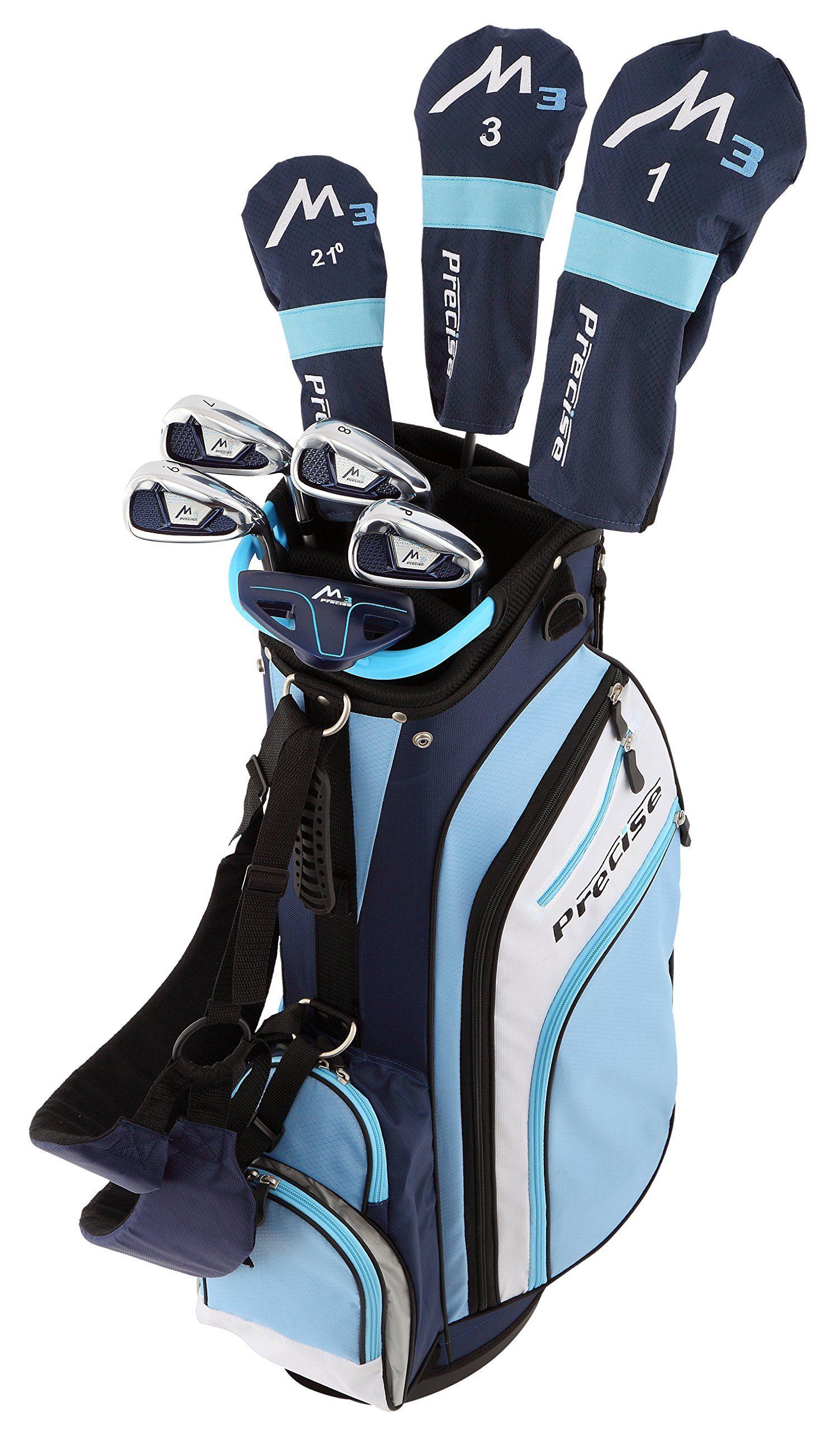 Golf clubs precise m3 ladies womens complete golf clubs
