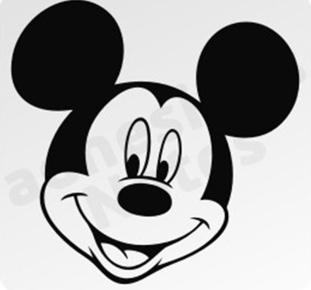 Caras Para Colorear De Mickey Mouse Imagui Mickey Mouse Pumpkin Stencil Free Mickey Mouse Printables Mickey Mouse