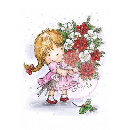 Tampon dessin wild rose studio fille et bouquet de fleurs th me fille pinterest fleurs - Fleurs en dessins ...