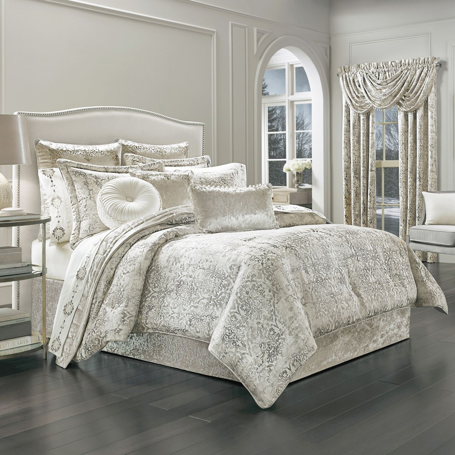 Dawson California King Comforter Set Luxury comforter