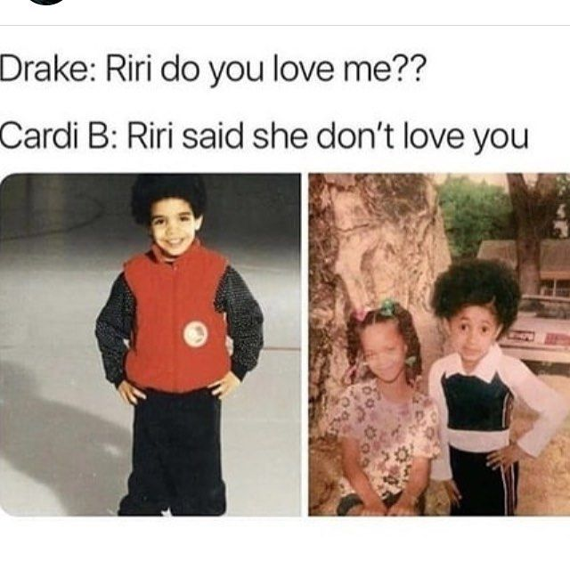 This Is The Only Cardi B Meme I Ever Gave My Time To Worth It Drake Badgirlriri Cardib Funny Tweets Funny Relatable Memes Cardi B Memes