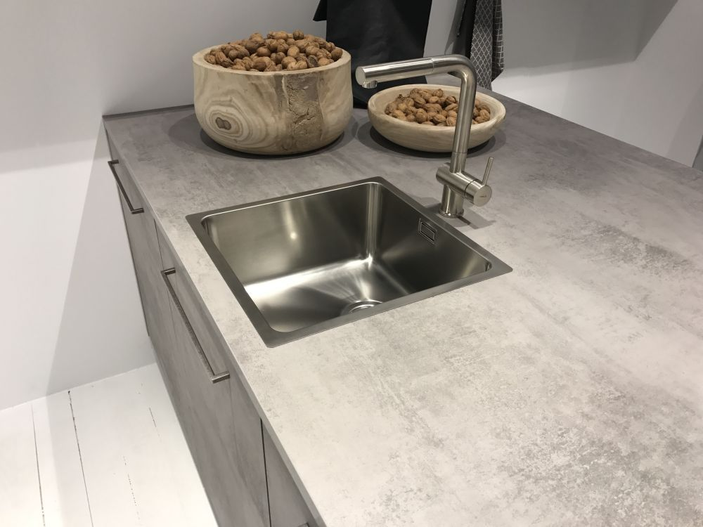 The Imperfect Beauty Of Concrete Countertops  Concrete Enchanting Concrete Kitchen Countertops 2018