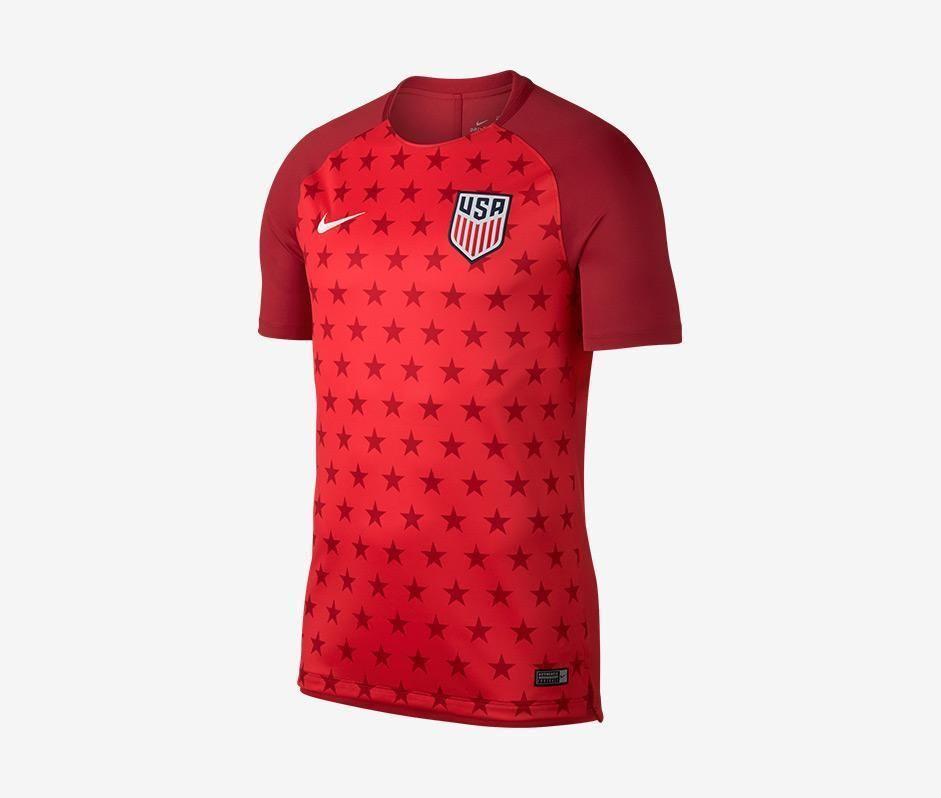 306e5ceb9 USA Squad Top Soccer Gear