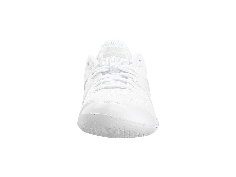 online store cc0ca 39561 Nike Cheer Scorpion Women s Cross Training Shoes White White Pure Platinum