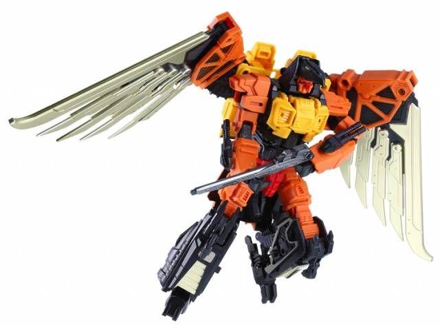 Reformatted - Feral Rex - Full Set of 5 Figures (Divebomb)