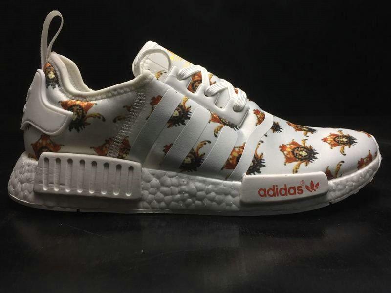 originale 2018 uomini givenchy x adidas nmd r1 bianco ba7625 adidas nmd