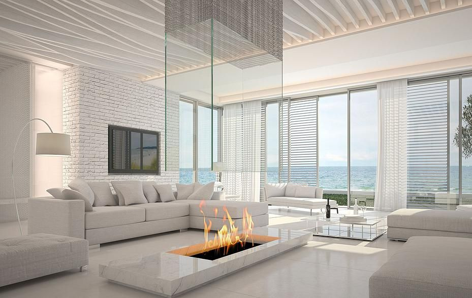 INTERGRAZIA LLC - modern residential interiors, interior designer ...
