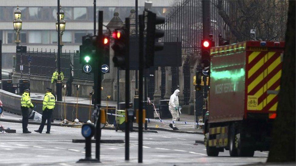 Britishborn attacker known to mi5 westminster attack