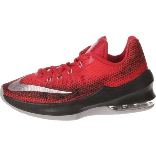 7ec856cc55 Nike Boys' Air Max Infuriate Basketball Shoes (University Red/White/Black/Total  Crimson, Size 5) - Youth Basketball Shoes at Academy Sports