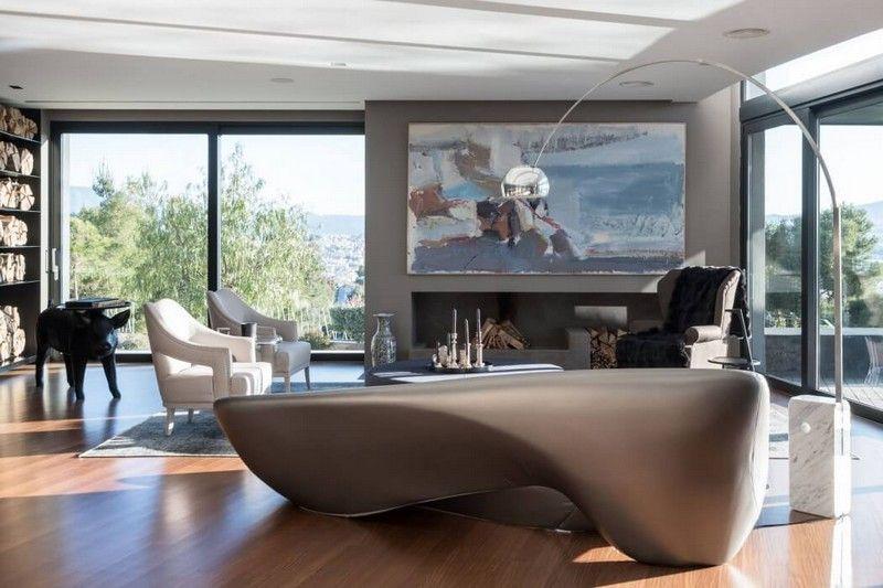 Inneneinrichtung Ideen Für Wohnzimmer Und Schlafzimmer U2013 88 Bilder Von  Modernen Interieurs #schlafzimmeru2013 #u201388 #boxspringbettideen