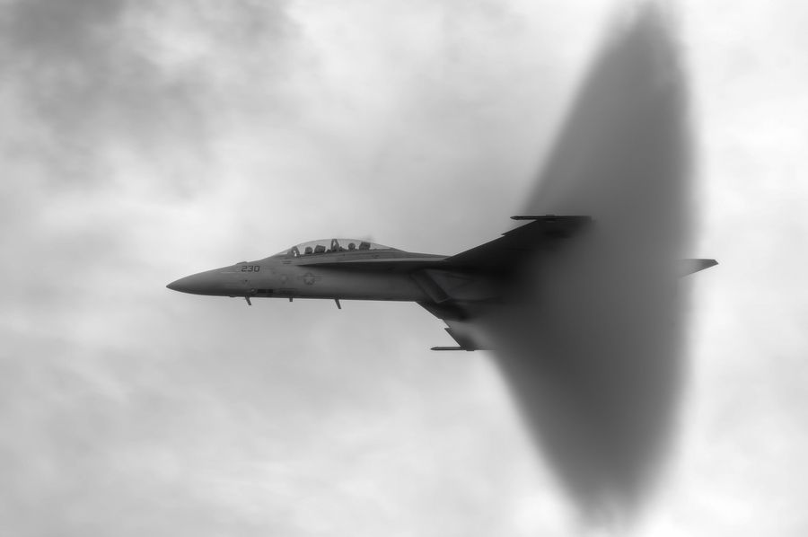 Super Hornet Shockwave