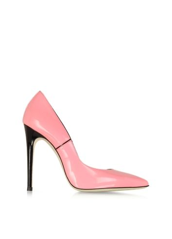 pictures online Loriblu Patent Leather T-Strap Pumps perfect sale online clearance geniue stockist r2Sa5w