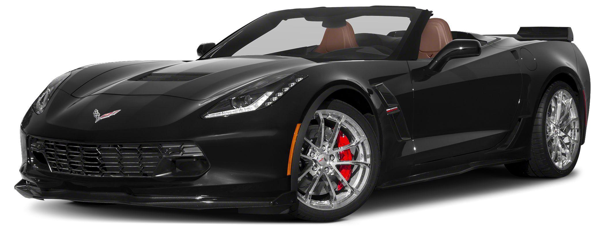 New 2018 Chevrolet Corvette Grand Sport for sale at Paul