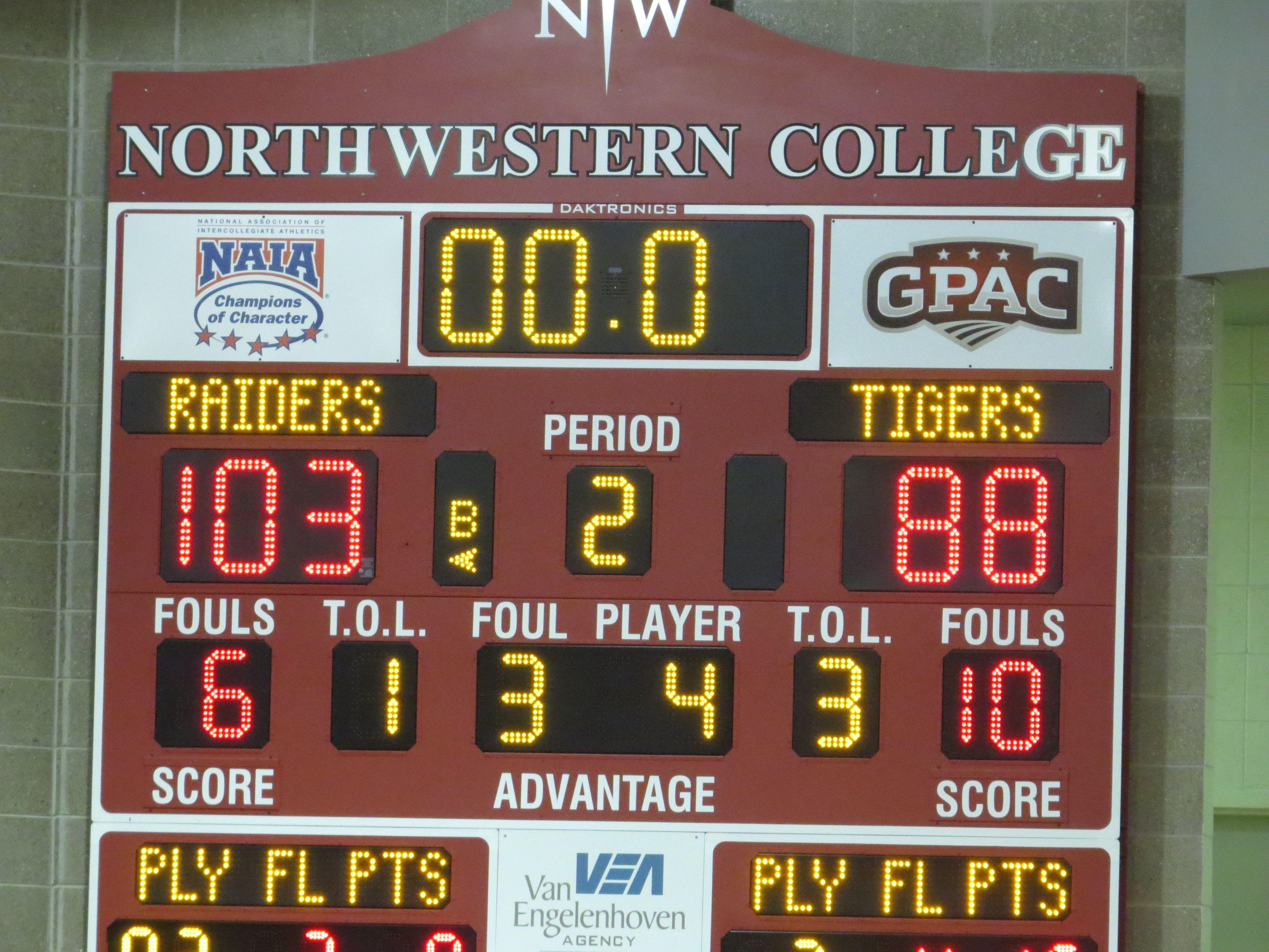 Nwc College Men S Basketball Northwestern College Orange City Liberal Arts College