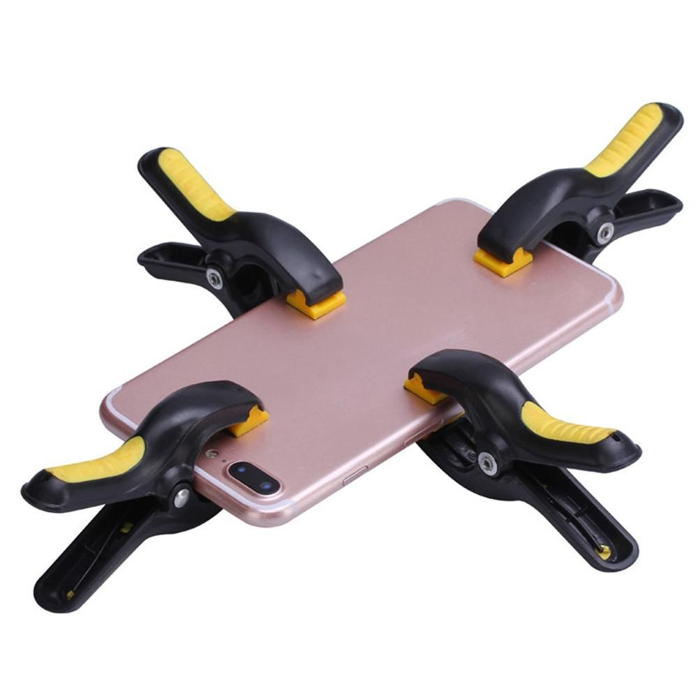 4pcs Plastic Clip Fixture LCD Screen Fastening Clamp for iPh…