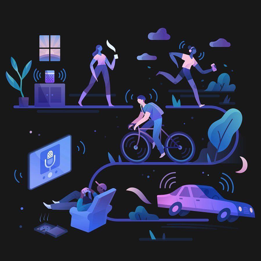 Jarom vogel on instagram i made some illustrations about