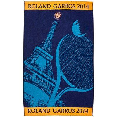 Resultado de imagem para roland garros towel 2015