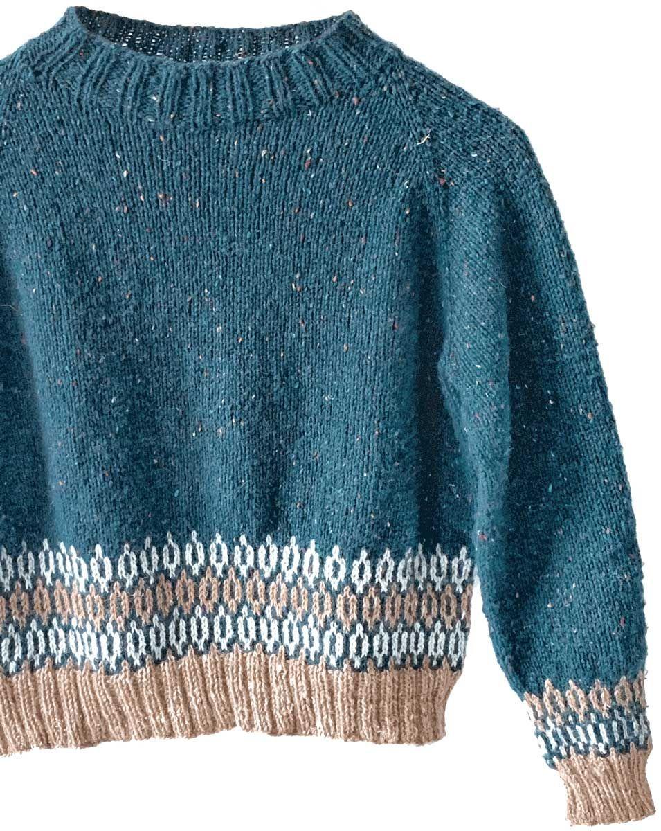 Make Your Own Knitting Patterns   Bellish   Sweater ...