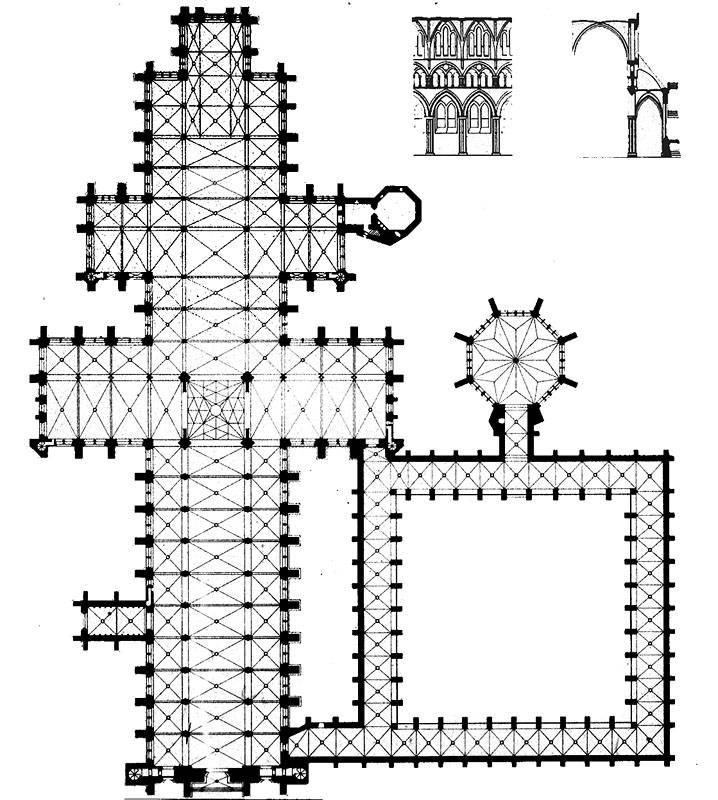 Salisbury Cathedral Begun 1220 Salisbury England English Gothic Salisbury Cathedral St Peter S Basilica How To Plan