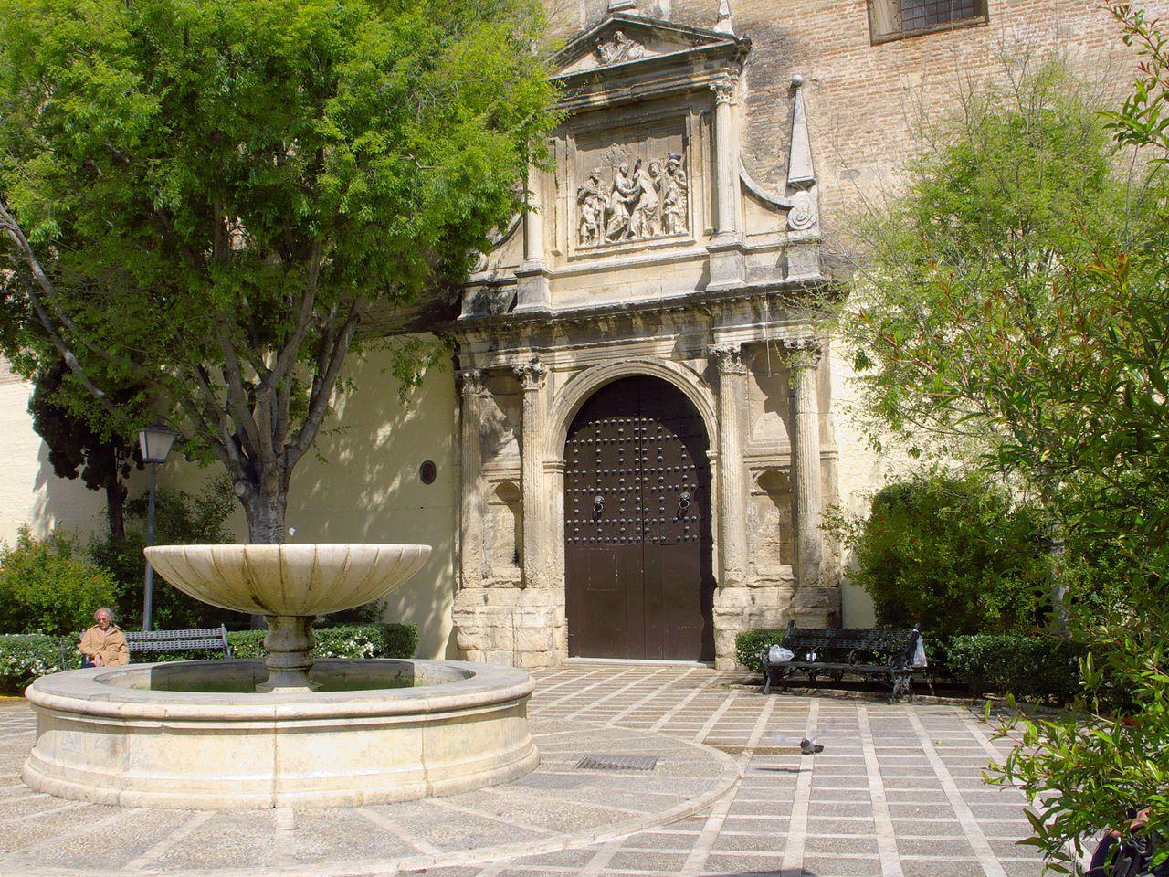 Convento de Santa Isabel Sevilla