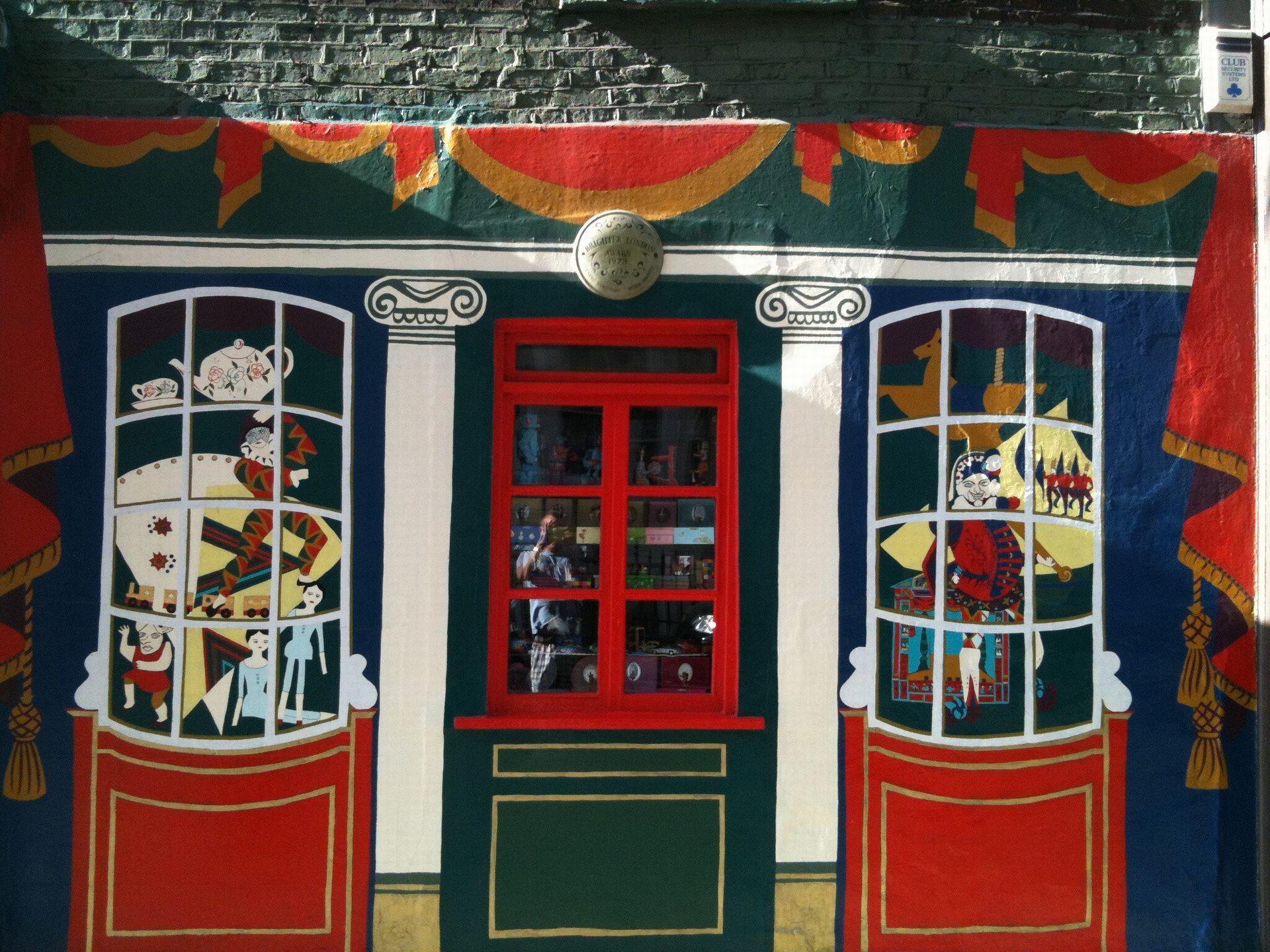 Pollock's Toy Museum, London
