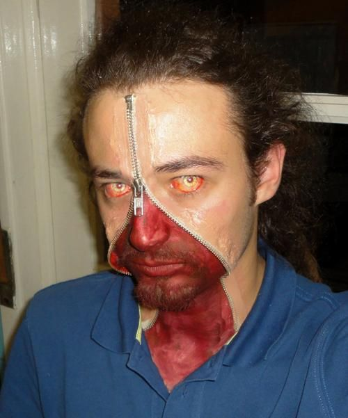 Easy Face Painting Ideas 20 Cool And Scary 15
