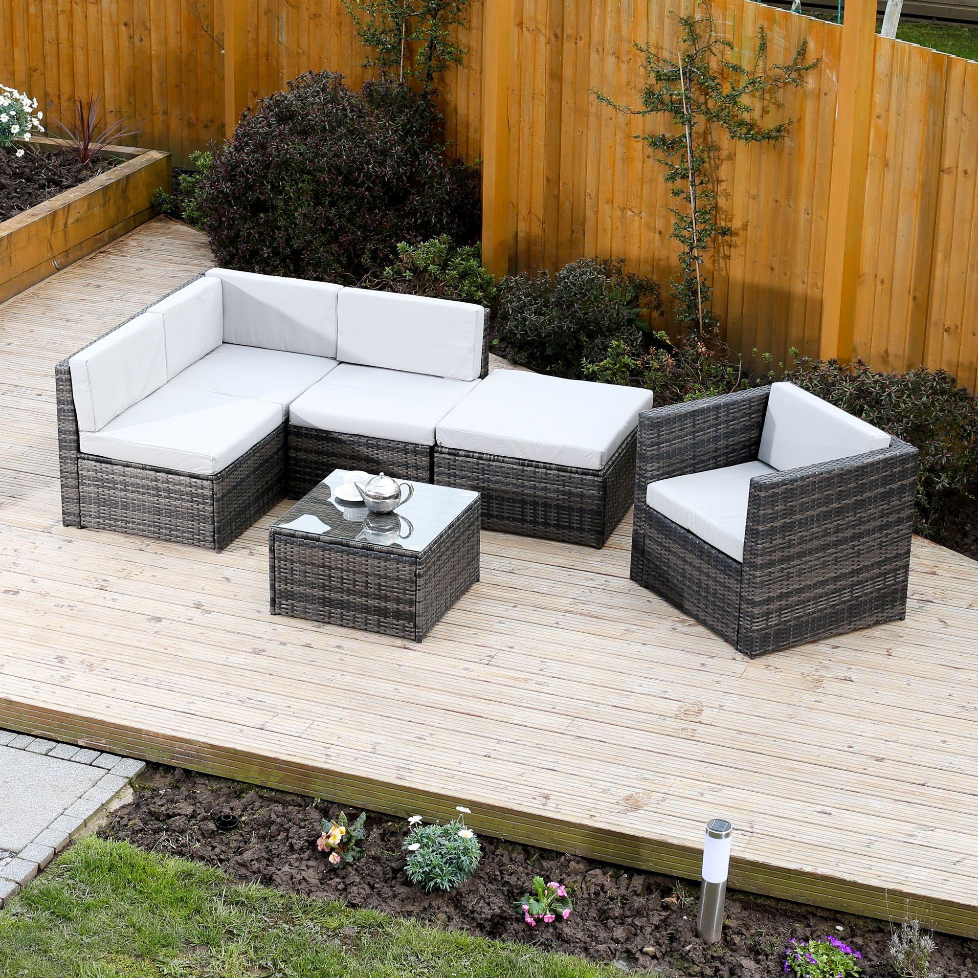Rattan Garden Sofas Uk Urban Home Interior