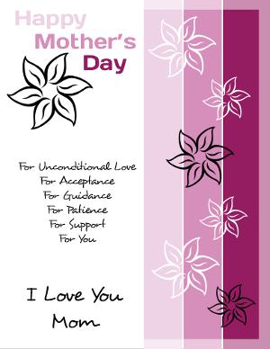 Flyertutor Coreldraw Mothersday Corel Draw X MotherS Day Flyer