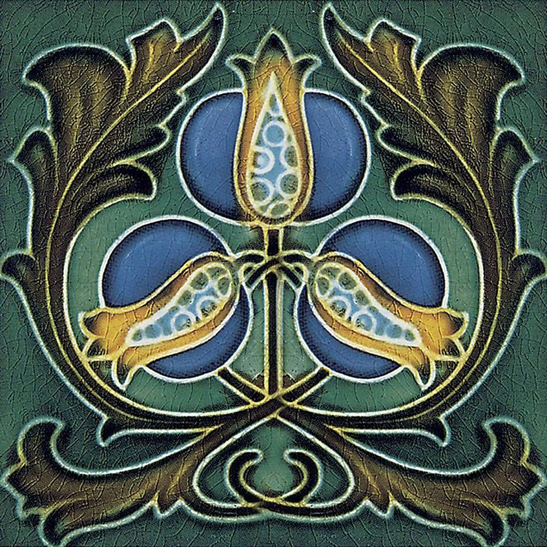 Art nouveau reproduction ceramic tile 6 54 de imagesdesign en etsy art nouveau reproduction ceramic tile 6 54 de imagesdesign en etsy dailygadgetfo Choice Image