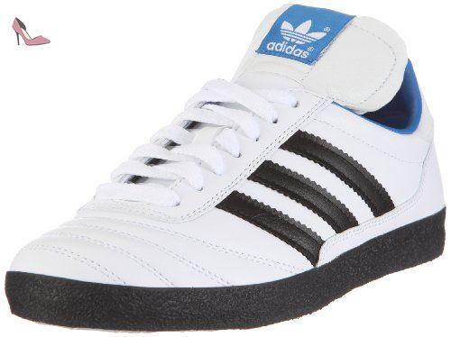 ZX Flux, Sneakers Basses Mixte Adulte, Blanc, 38 2/3 EUadidas