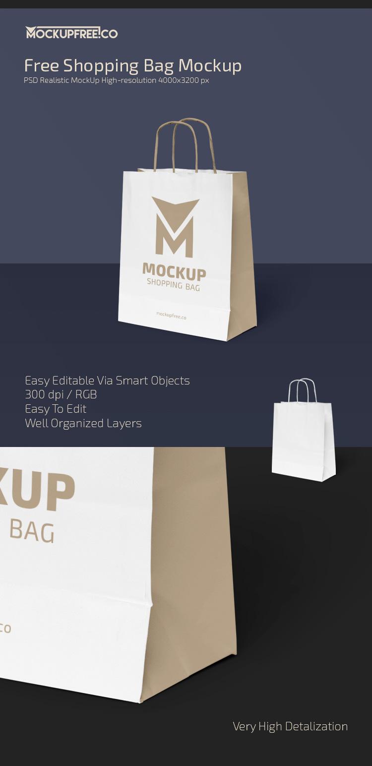 Download Shopping Bag Free Psd Mockup Download Mockup Free Psd Free Psd Mockup Psd