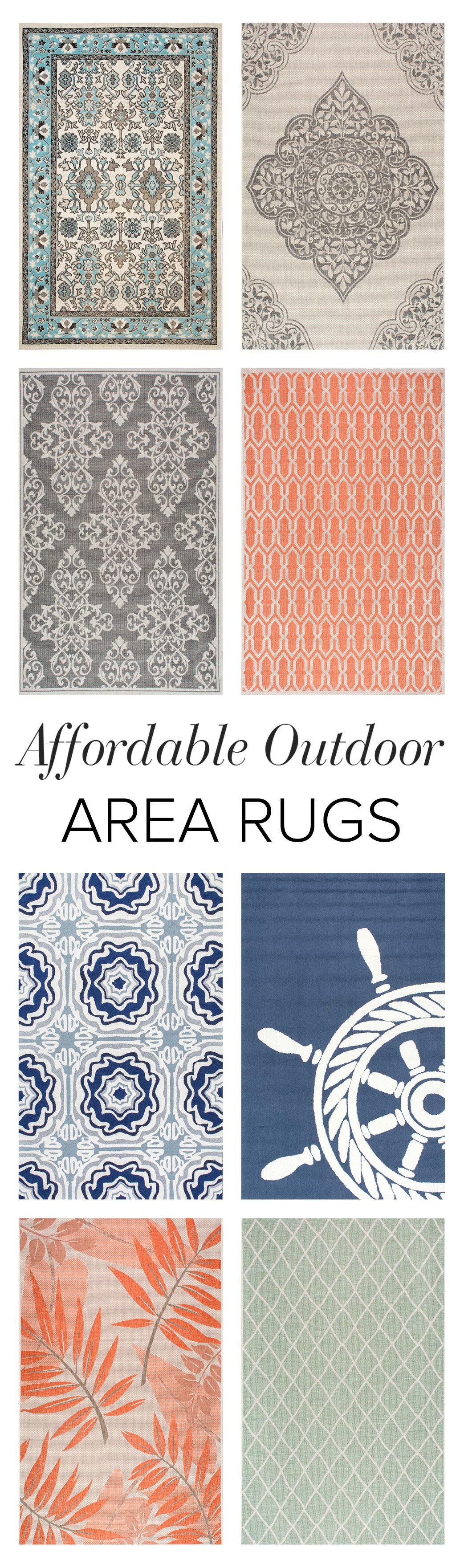 decorate your patio or backyard with an outdoor rug shop on rugs
