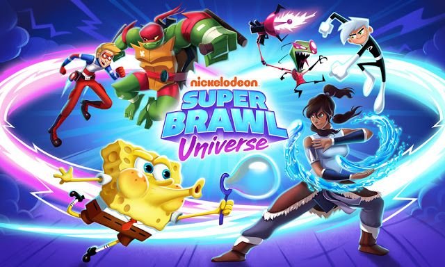Super Brawl Universe App for Android Classic video games
