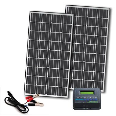330 Watt Off Grid Solar Panel Kit For 12 Volt Charging Off Grid Solar Panels Solar Panels Off Grid Solar